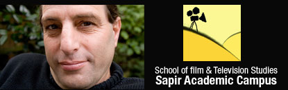 The Film & Television School, Sapir College, Avner Faingulernt
